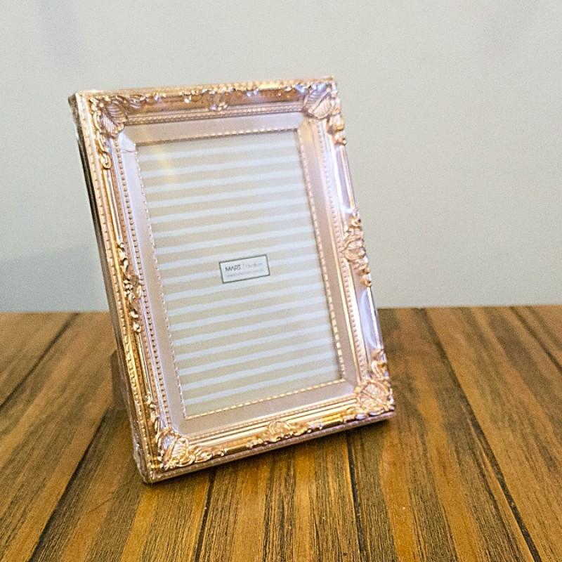 Porta Retrato cor cobre 10x15