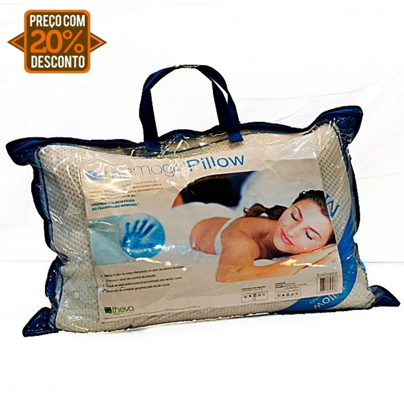 Travesseiro theva memogel pillow