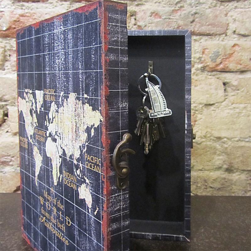 Porta Chaves Mapa Mundi