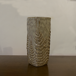 Vaso grande nude 26 cm x 12 cm x 12 cm
