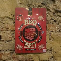 Quadro Barbecue - 40x28