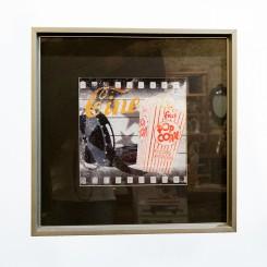 Quadro Decorativo - Pop Cine Corn 53x53cm