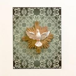 Quadro Decorativo - Espirito Santo 34x27cm