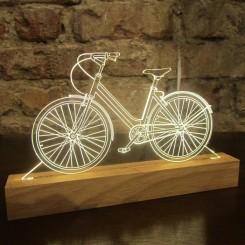 Luminária Bicicleta