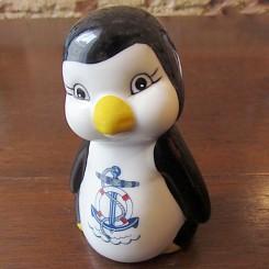Escultura Pinguim peq